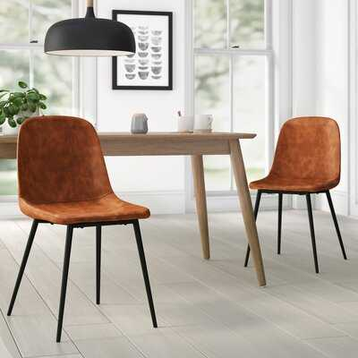 Kori Upholstered Dining Chair- set of 2 - AllModern