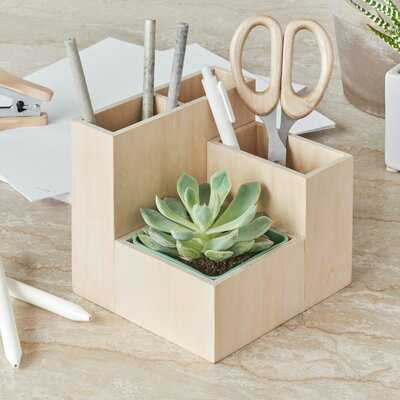 Kinard Terrace Buddy Desk Organizer - Wayfair