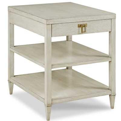 Woodbridge Furniture Lianna End Table with Storage - Perigold