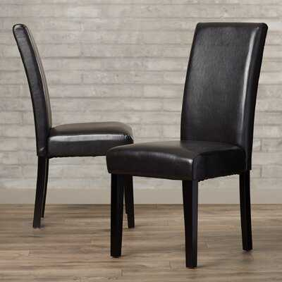 Pretor Upholstered Dining Chair (Set of 2) - Wayfair
