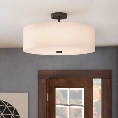 Alina 5-Light Semi Flush Mount - Wayfair