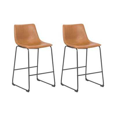 Milana Bar & Counter Stool (Set of 2) - Wayfair