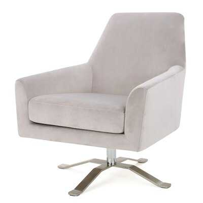 "Edmund Swivel 22"" Armchair - Wayfair"
