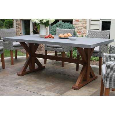 Windermere Dining Table - Wayfair