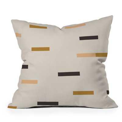 "Signal by Urban Wild Studio - Outdoor Throw Pillow 20"" x 20"" - Wander Print Co."