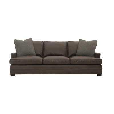 Bernhardt Cantor Square Arm Sofa - Perigold