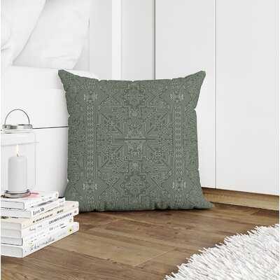 Saville Geometric Throw Pillow - Wayfair