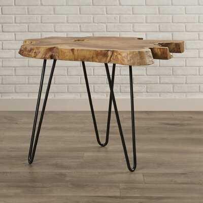 Hoekstra 3 Legs End Table - Wayfair