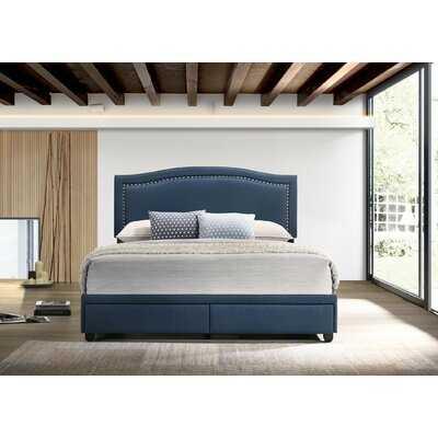 Iowa Upholstered Storage Platform Bed - Wayfair