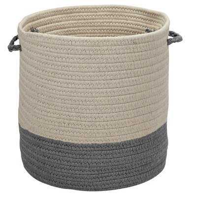 Coastal Fabric Basket - Wayfair