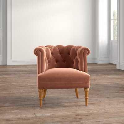 """Alanna 19.5"""" Barrel Chair - Wayfair"""