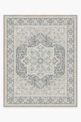 Washable Rug Cover & Pad | Hendesi Heriz Abalone Rug | Stain-Resistant | Ruggable | 8'x10' - Ruggable