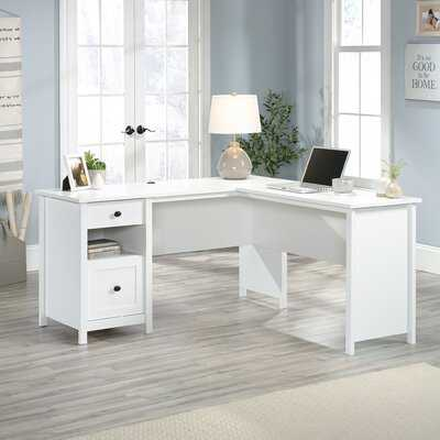 County Line L-Shape Executive Desk - Wayfair