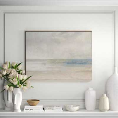 Paragon 'Pastel Seascape III' by McKee - Print on paper - Perigold