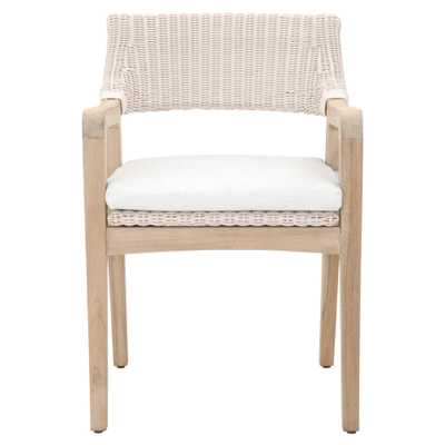 Lucia Outdoor Arm Chair - Alder House