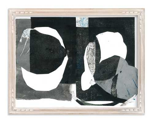 This Side Of The Moon Art Print - Minted