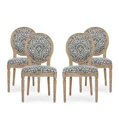 Upholstered Side chair Dining Chair - Wayfair