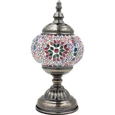 """Helman 11.5"""" Lighted Art Glass Novelty Light - Wayfair"""