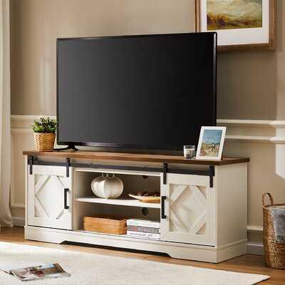 "Edgard TV Stand for TVs up to 70"" - Wayfair"