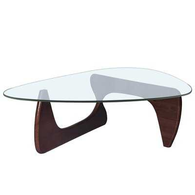 Dutton Abstract Coffee Table - Wayfair