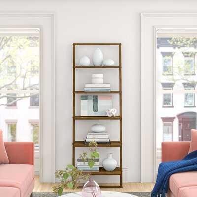 Noelle Ladder Bookcase - Wayfair