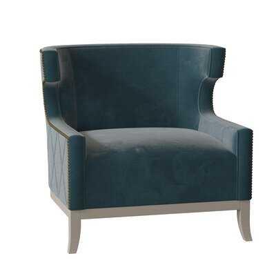 Emma Wingback Chair - Wayfair