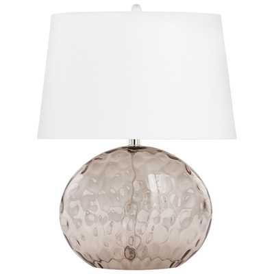 Sturgeon Table Lamp - Onyx Rowe