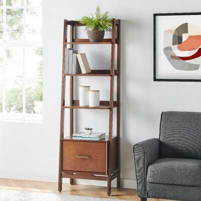 Dunkelberger Etagere Bookcase - Wayfair