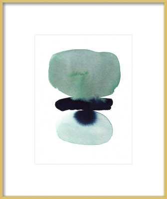 zen stack by Kelly Witmer for Artfully Walls - Artfully Walls