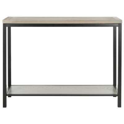 Console Table Gray - Safavieh - Target