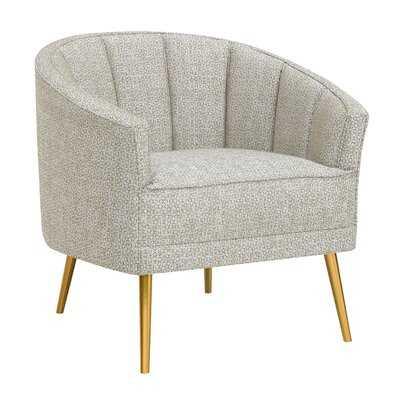 Alexzander Barrel Chair - Wayfair