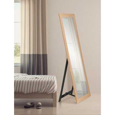Ives Modern Farmhouse Full Length Mirror - Wayfair