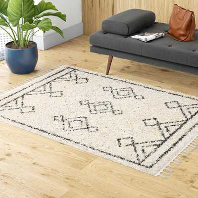 Locke Off-White Area Rug - AllModern
