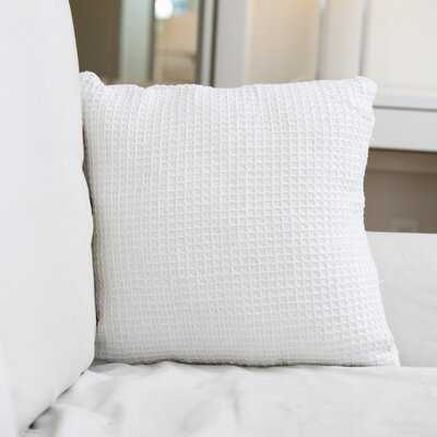 Odelie Square 100% Cotton Pillow Cover & Insert - Wayfair