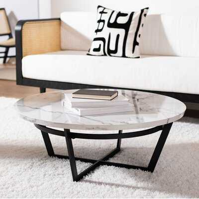 Placido Round Coffee Table - Wayfair