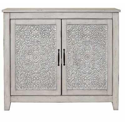 Placencia 2 Door Accent Cabinet - Wayfair