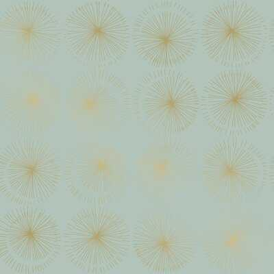 """Olivas 33' L x 20.5"""" W Peel and Stick Wallpaper Roll - AllModern"""