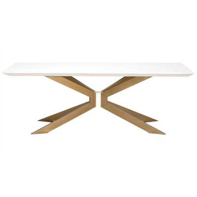 Industry Rectangle Dining Table - Alder House