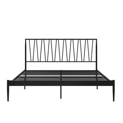 Fairfax Metal Bed - Wayfair