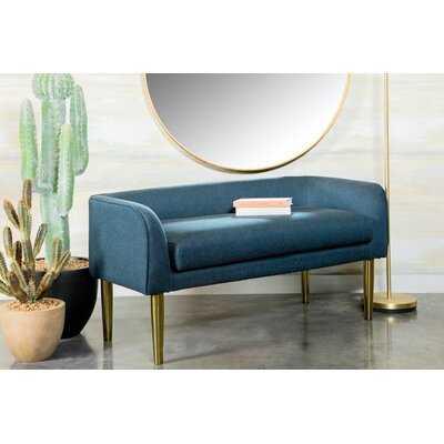 Miraflores Upholstered Bench - Wayfair