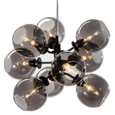 Cayson 9-Light Cluster Chandelier - AllModern