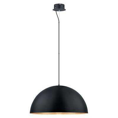 Ayala 1 - Light Single Dome LED Pendant - AllModern