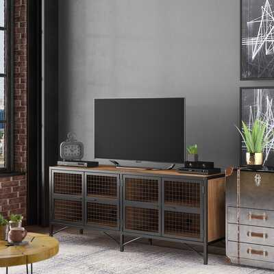 "Hyrum TV Stand for TVs up to 78"" - Wayfair"