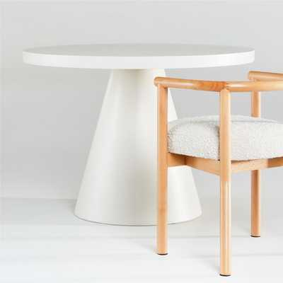 Willy Round Play Table - Crate and Barrel