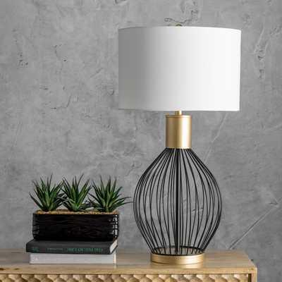 "Temecula 23"" Iron Table Lamp - Loom 23"