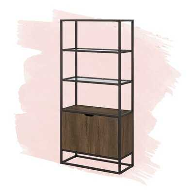 Turgeon Etagere Bookcase - Wayfair