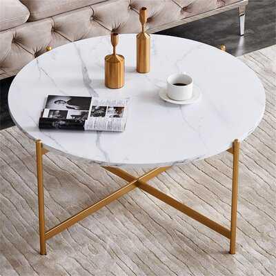 Aftonshire Coffee Table - Wayfair