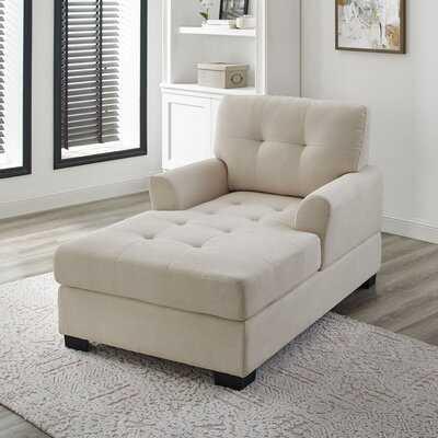 Alaister Chaise Lounge - Wayfair