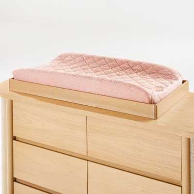 Canyon Natural Changer Top - Crate and Barrel