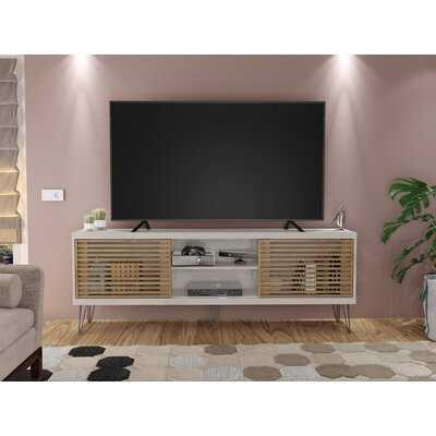 "LurLine TV Stand for TVs up to 78"" - Wayfair"